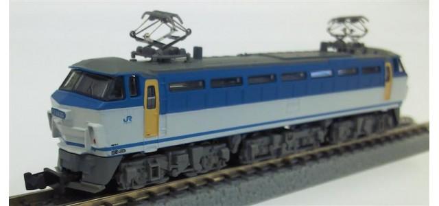 Rokuhan T008-3 EF66 Electric Locomotive | JR EF66 Later Version Renewed Design