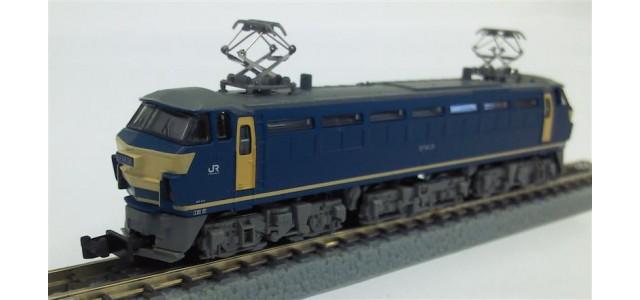 Rokuhan T008-4 EF66 Electric Locomotive | EF66 Later Version New Renewed Design