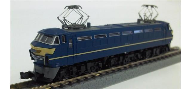 Rokuhan T008-5 EF66 Electric Locomotive | JNR EF66 Later Version