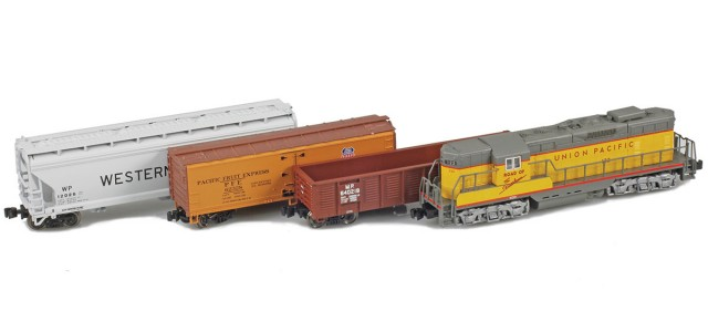 AZL Union Pacific EMD GP7 Starter Package