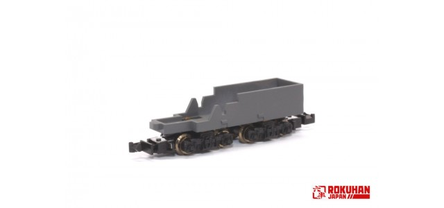 Rokuhan SA003-1 Non-Powered Trailer Chassis A Type | Z Shorty