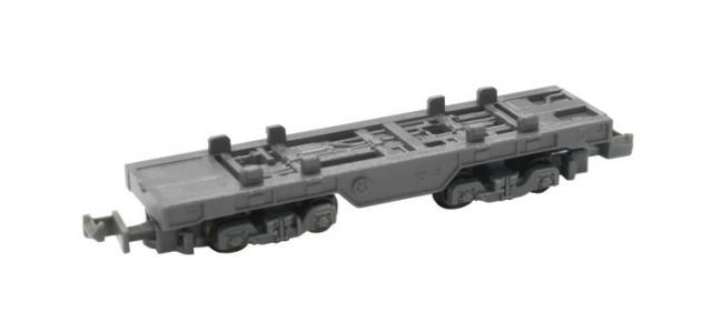 Rokuhan SA006-2 Z Shorty Container Car | Gray