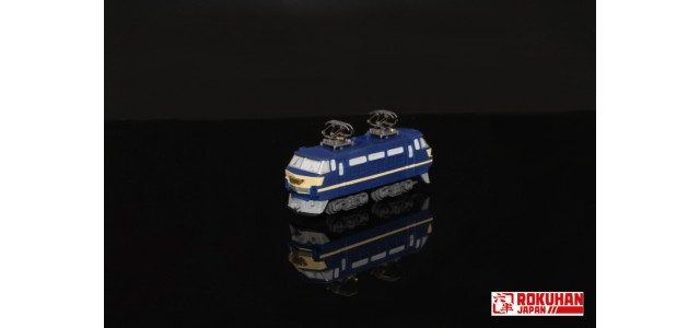 Rokuhan ST003-1 Shell Only No Chassis EF66 Electric Locomotive Type Body Set | Z Shorty