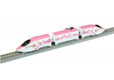 Rokuhan ST008-2 500 Type Hello Kitty Shinkansenr 3-Car Set   Z Shorty