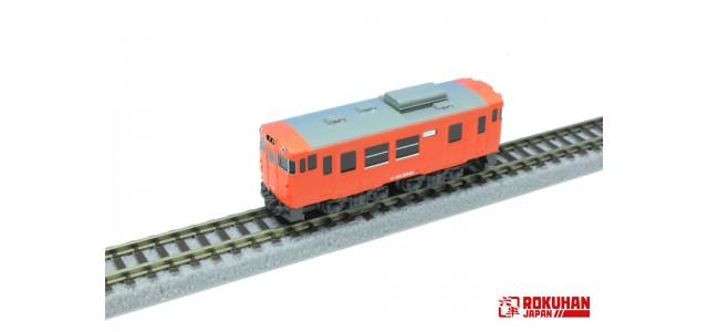 Pre-Order Rokuhan ST009-1 West Japan Railway Company Shorty KIHA40 Metropolitan Area Color
