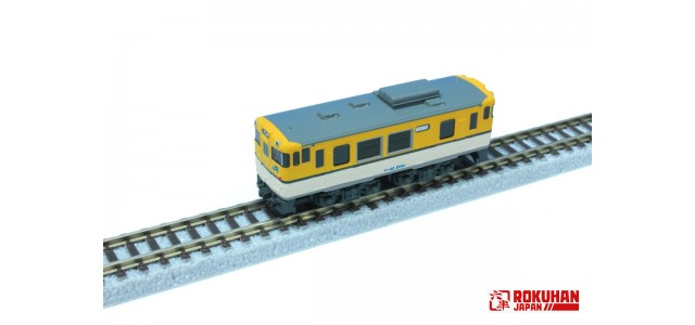 Pre-Order Rokuhan ST009-2 West Japan Railway Company Shorty KIHA40 Hiroshima Area Color