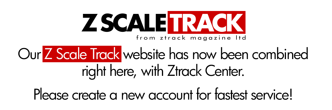 Z Scale Track