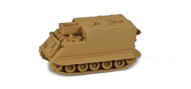 Z-Panzer ZP-M577-S M577 Personal Carrier   Sand Yellow