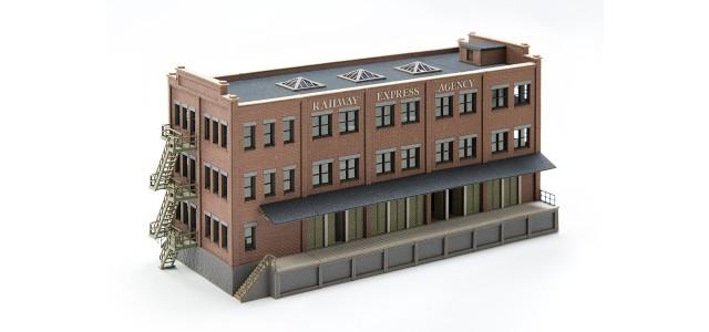 Ztrack 103191 REA Transfer Warehouse | Base Kit