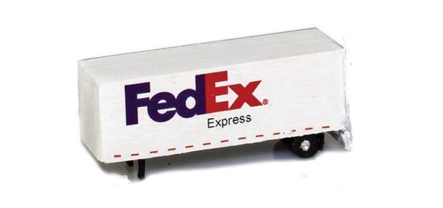 MCZ MCZ-S04 FedEx Express 28' Trailer Dry Goods
