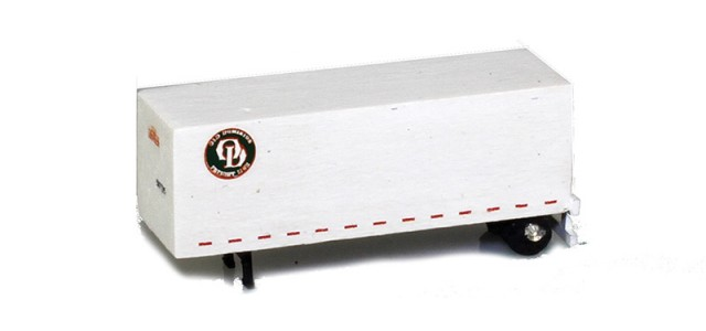 MCZ MCZ-S05 Old Dominion 28' Trailer Dry Goods