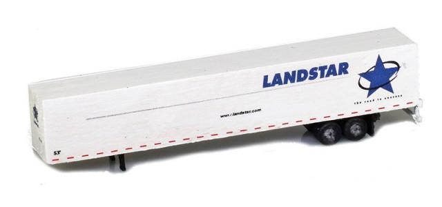 MCZ MCZ-T01 Landstar 53' Trailer Dry Goods
