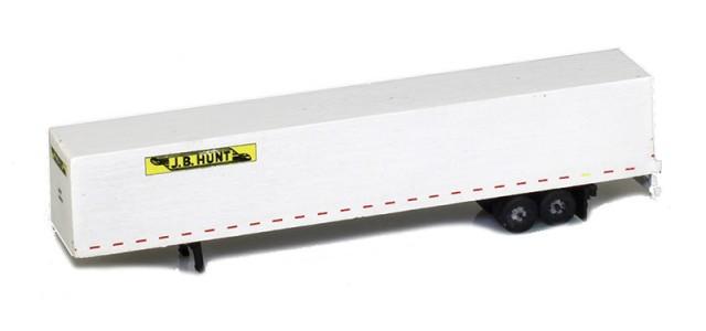 MCZ MCZ-T03 JB Hunt 53' Trailer Dry Goods