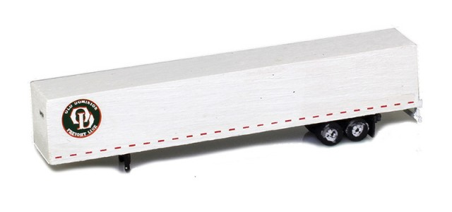 MCZ MCZ-T15 Old Dominion 53' Trailer Dry Goods
