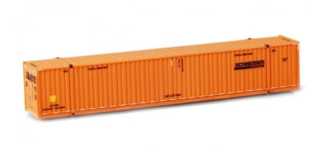MCZ MCZ013 Schneider 53' Container