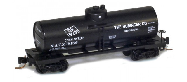 Micro-Trains 53000500 NATX - Hubinger Co. 39' Single Dome Tank Car #18156