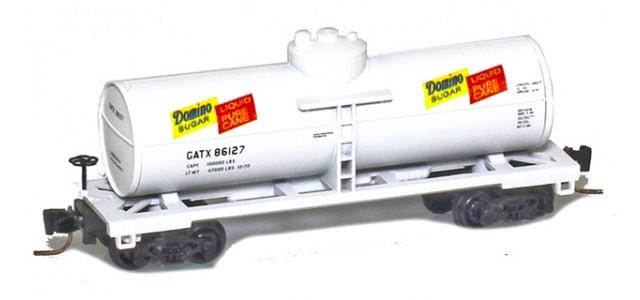 Micro-Trains 53000530 GATX - Domino Sugar 39' Single Dome Tank Car #86127
