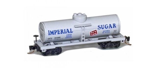Micro-Trains 53000550 GATX - Imperial Sugar 39' Single Dome Tank Car #30465