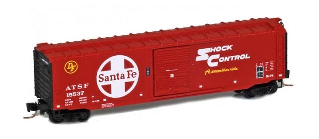 Micro-Trains 50500432 ATSF 50' Standard Boxcar Single Door #15542
