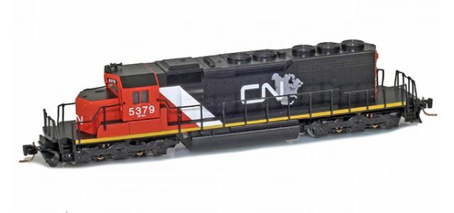 Micro-Trains Line 97001151 CN EMD SD40-2 #6358