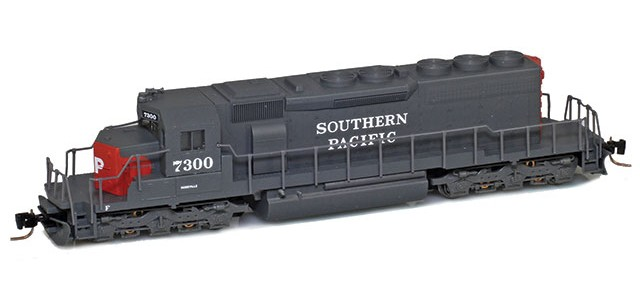 Micro-Trains Line 97001251 Southern Pacific EMD SD40-2 #7300