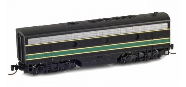 Micro-Trains Line 98002411 Reading F7B Powered #271