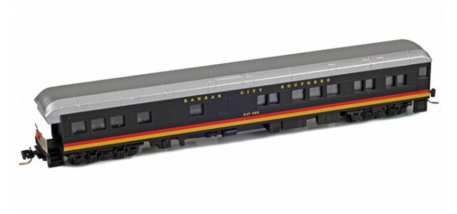 Micro-Trains 55600010 Kansas City Southern Modernized Heavyweight Business Car Kay See