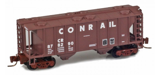 Micro-Trains 53100241 CR PS-2 2-Bay Covered Hopper #878290