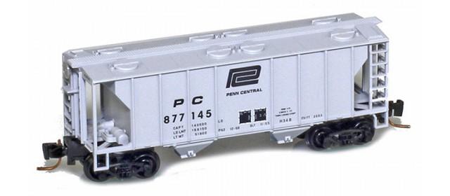 Micro-Trains 53100352 Penn Central PS-2 Covered Hopper #877242