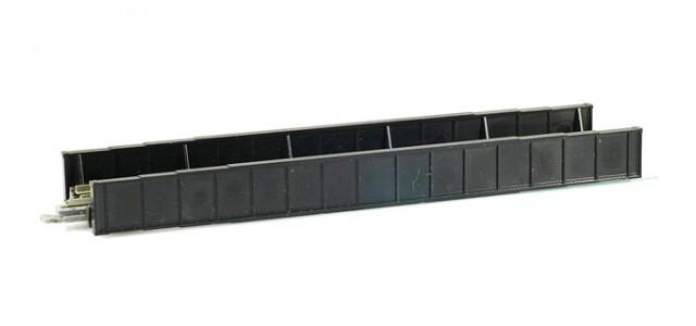 Micro-Trains 99040950 Black Girder Bridge 110mm