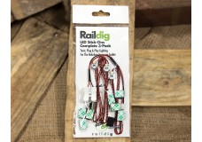 Raildig LED Stick-Ons Complete 3-Pack Warm White