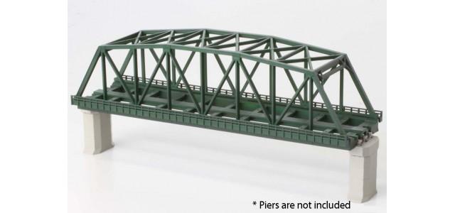 Rokuhan R043 Double Track Iron Bridge | Green