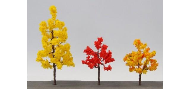 Rokuhan S002 Autumn Scenery Tree Set A