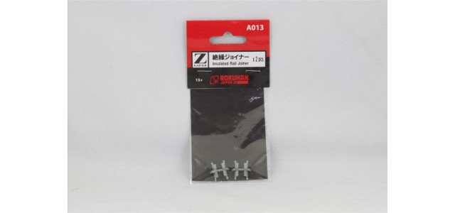 Rokuhan A013 Insulated Rail Joiners