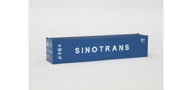 Rokuhan A101-6 Sinotrans 40' Container | 2-Pack