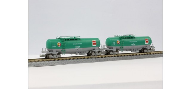 Rokuhan T004-4 JPR TAKI 1000 Japan Oil Transportation | Eneos Set