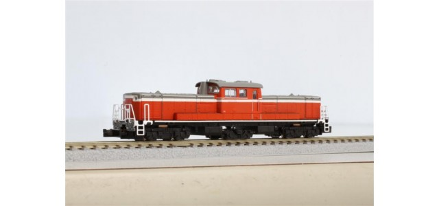 Rokuhan T002-7 JPR DD51   Semi-Cold District Type JNR Color
