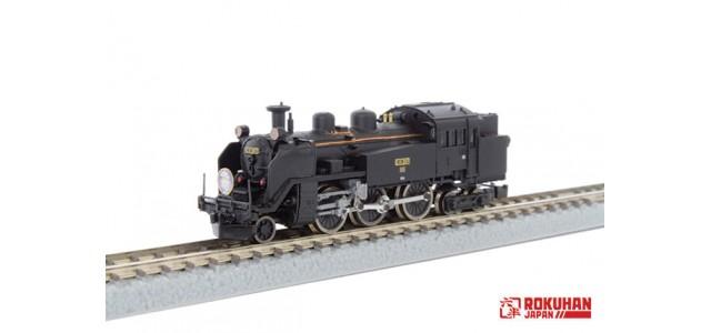"Rokuhan T019-5 C11 Steam Locomotive | 207 TOBU Railway SL ""TAIJU"" Type"