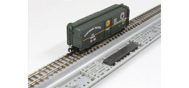 Rokuhan R037 Magnetic Uncoupler Track