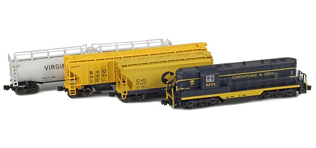AZL C&O EMD GP7 Starter Package