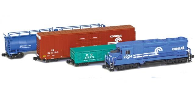 AZL AZLCRGP30-1 Conrail GP30 Starter Set
