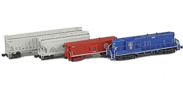 AZL MP EMD GP7 Starter Package​