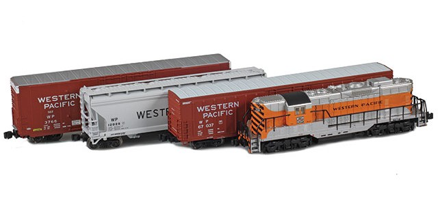 AZL WP EMD GP7 Starter Package