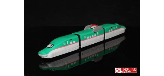 Rokuhan ST001-1 Shells Only | E5 type Shinkansen 3-Car Set | Hayabusa | Z Shorty