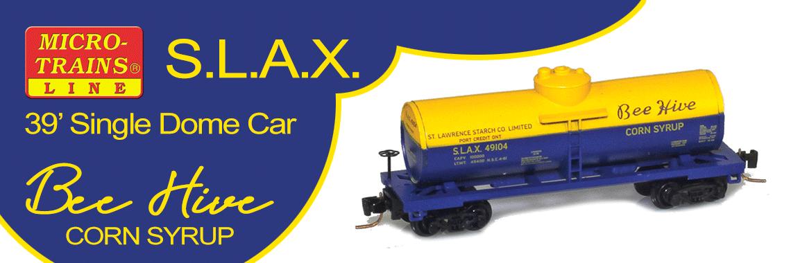 SLAX Dome Car by MTL