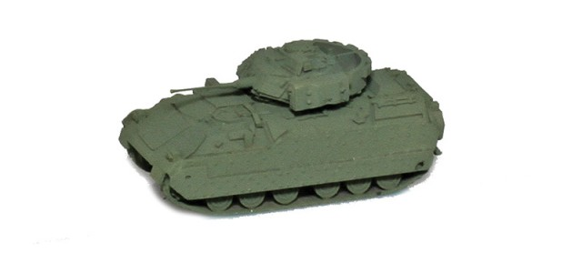 Z-Panzer ZP-M2A2-O | M2A2 Olive Green