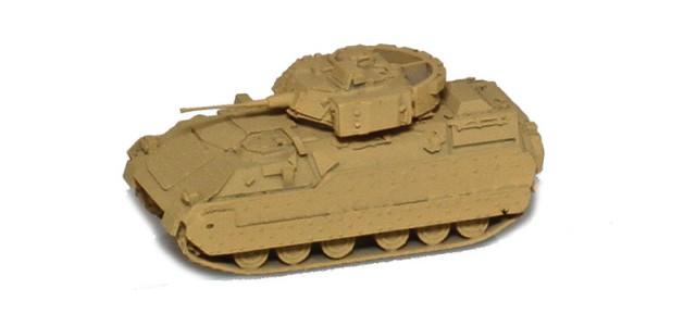 Z-Panzer ZP-M2A2-S | M2A2 Sand